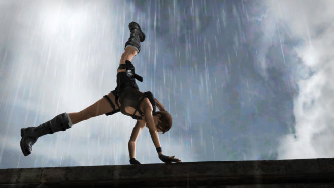 Actionspiel Tomb Raider � Underworld: Lara © Eidos Interactive