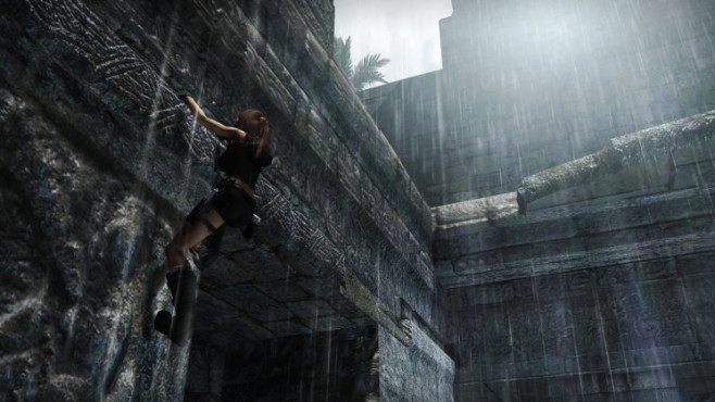 Actionspiel Tomb Raider � Underworld: Regen © Eidos Interactive