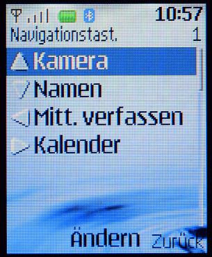 Bildergalerie: Nokia 2600 Classic