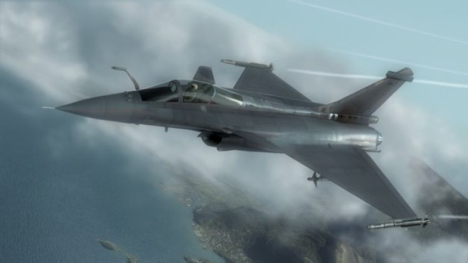 Actionspiel Tom Clancy's HAWX: Dassault Rafale