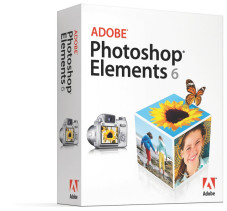 Adobe Photoshop Elements 6 Bildbearbeitungssoftware