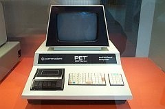 Z 3 bis Blue Gene – Computerentwicklung in 20 Bildern Commodore PET