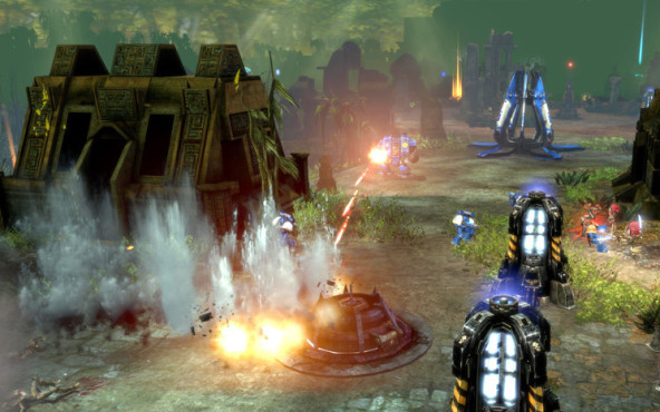 Strategiespiel Warhammer 40.000 – Dawn of War 2: Cybot