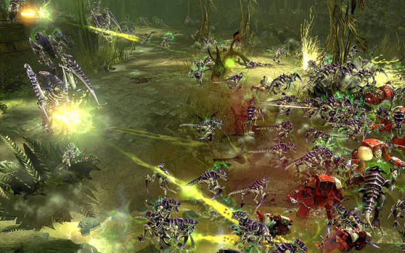 Strategiespiel Warhammer 40.000 – Dawn of War 2: Schwarm