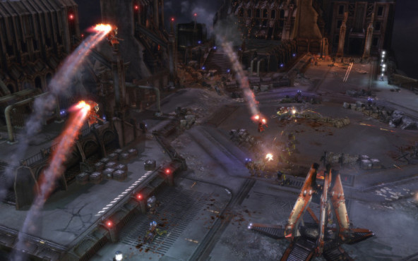 Strategiespiel Warhammer 40.000 – Dawn of War 2: Sprung