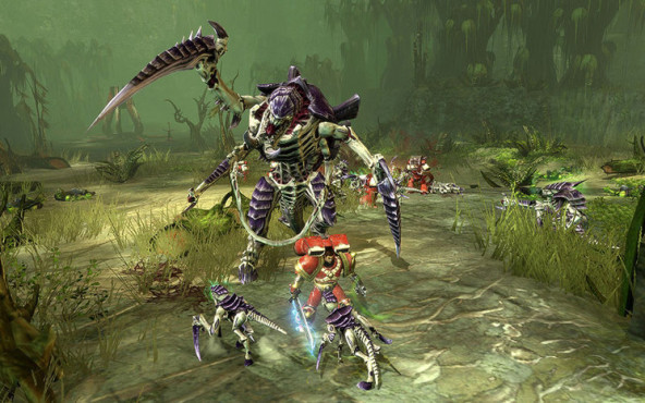 Strategiespiel Warhammer 40.000 – Dawn of War 2: Tyranid Boss