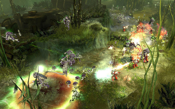 Strategiespiel Warhammer 40.000 – Dawn of War 2: Überrannt
