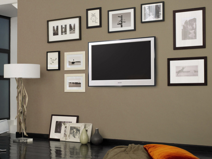 sony bravia e4000 lcd tv audio video foto bild. Black Bedroom Furniture Sets. Home Design Ideas