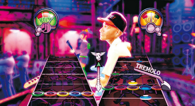 Top-Spieleverkäufe: Guitar Hero 3 – Legends of Rock