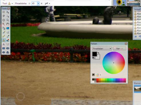 Paint.Net für Einsteiger:  Digitalfotos korrigieren