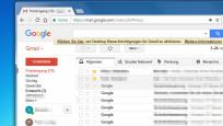 Gmail: Innovativer, leicht unübersichtlicher E-Mail-Dienst ©COMPUTER BILD