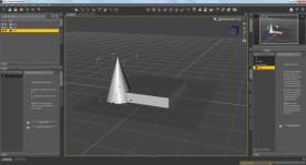 Screenshot 1 - DAZ Studio