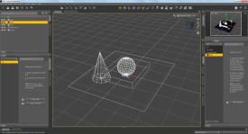 Screenshot 2 - DAZ Studio