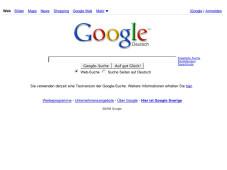 Google-Suche: beidseitige Informationssammlung