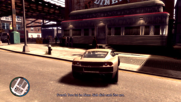 Komplettl�sung GTA 4: Dinner