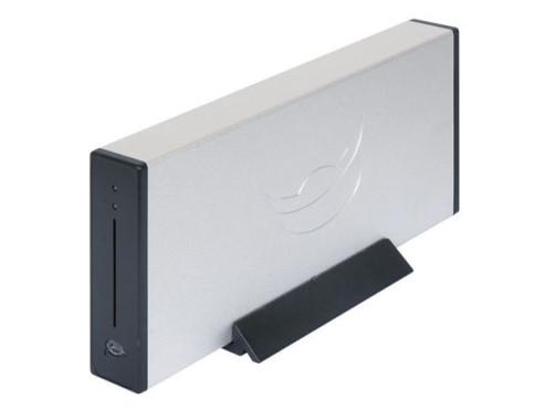 Conceptronic Grab'n'Go CHD3NET 500 GB: Externe Festplatte mit Netzwerk-Anschluss