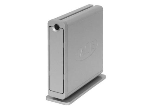 LaCie Ethernet Disk mini 500 GB: Externe Festplatte mit Netzwerk-Anschluss