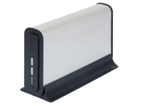 Philips SPD8020CC: Externe Festplatte mit Netzwerk-Anschluss