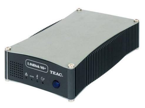 Teac HD-35NAS+500: Externe Festplatte mit Netzwerk-Anschluss