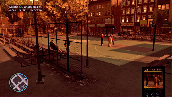 Komplettlösung GTA 4: Basketball