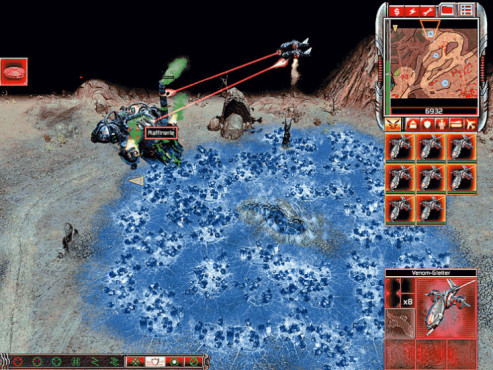Spieletricks – Command & Conquer 3 – Kanes Rache: Basis
