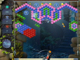 Screenshot 1 - Diamantenfee – Kostenlose Vollversion