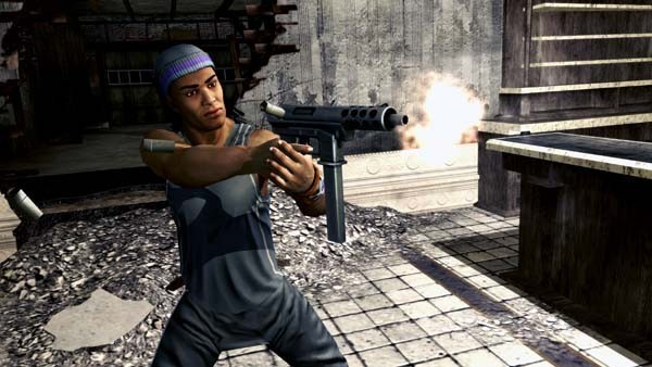 Actionspiel Saints Row 2: Gefecht
