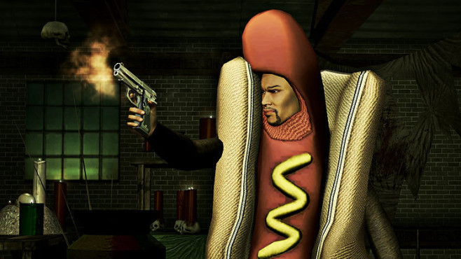 Actionspiel Saints Row 2: Hot-Dog