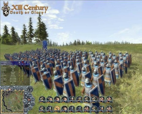13th Century – Death or Glory: Formation
