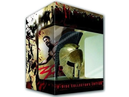 300 – Collector's Edition mit Helm