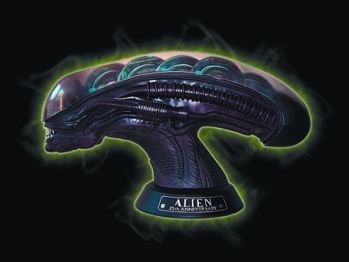Alien Quadrilogy – Collector's Head