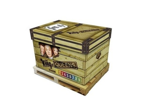 King of Queens - Die komplette Serie auf Palette (36 DVDs)