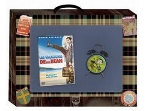 Mr. Bean macht Ferien – Limited Edition Koffer mit Wecker (Import)
