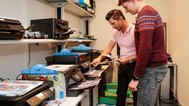 Multifunktionsdrucker im Test ©COMPUTER BILD