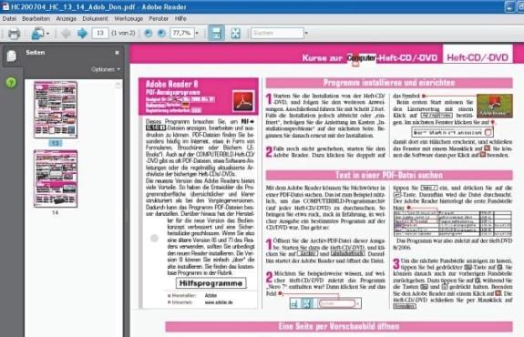 Adobe Reader 8.1.2