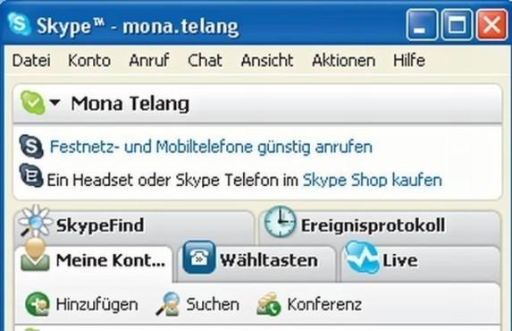 Skype 3.6