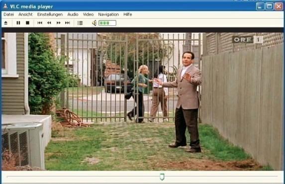 VLC Media Player 0.8.6f