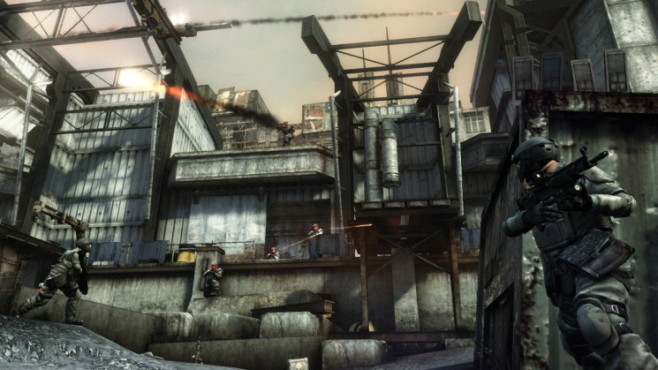 Actionspiel Killzone 2: Deckung