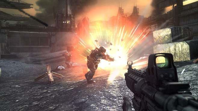 Actionspiel Killzone 2: Explosion