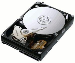 Samsung HD753LJ (Spinpoint F1): Festplatte