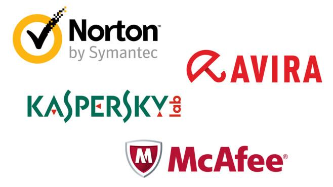 Removal-Tools ©McAfee, Kaspersky, Norton/Symantec, Avira