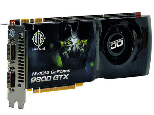BFG Geforce 9800GTX