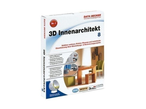 Data Becker 3D Innenarchitekt 8