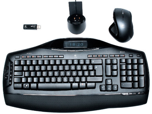 Logitech MX 5500 Revolution