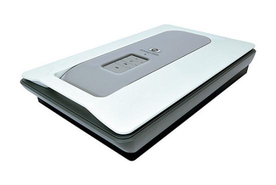 HP Scanjet G4010: Scanner