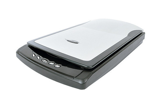 Plustek OpticPro ST64+: Scanner