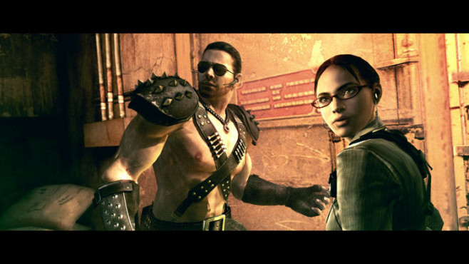 Actionspiel Resident Evil 5: Team