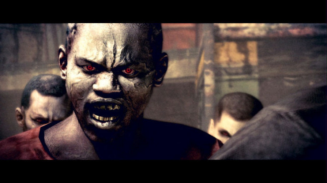 Actionspiel Resident Evil 5: Zombie