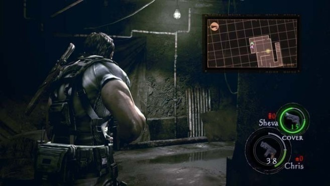 Resident Evil 5: Redfield