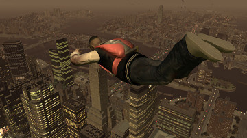 Gta 4 � The Ballad of Gay Tony: Basejump © Rockstar Games